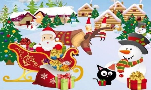 Giochi Natale.Il Menu Delle Feste E I Giochi Di Natale